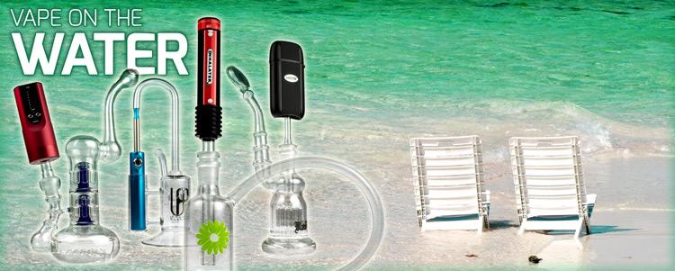 Arizer Solo GonG Adapter und Spezial-Mundstuecke