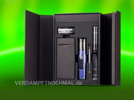 Arizer Air 2 Mystic Blue Box