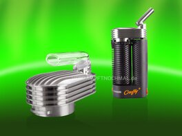 Crafty cooling unit with vaporizer