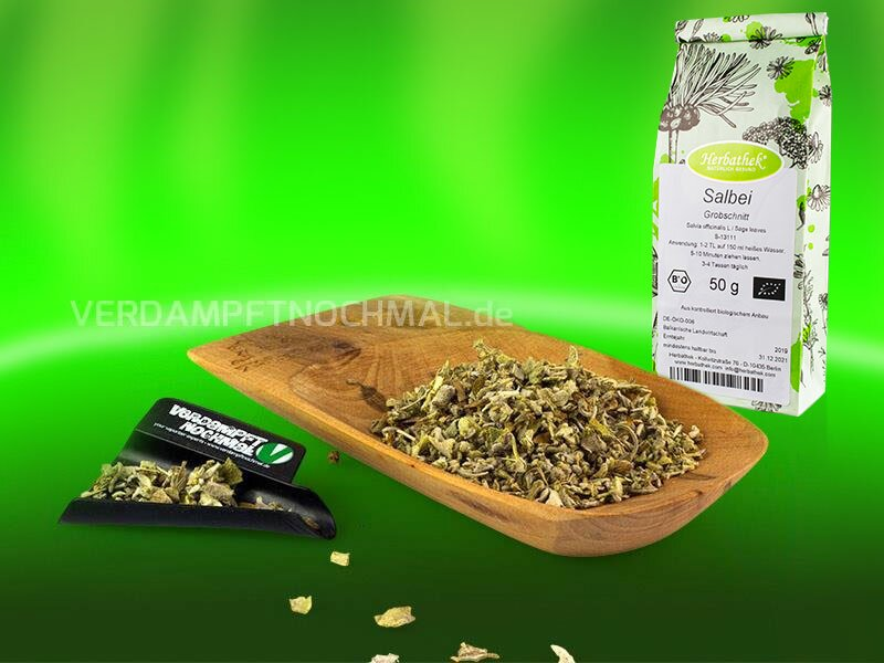 Sage Leaves Herbs For Vaporizer Klick Here