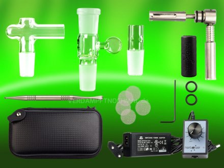 We offer the best vaporizer collection, Volcano Classic for