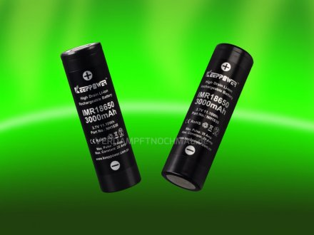 Efest 3000mA 18650 IMR Battery