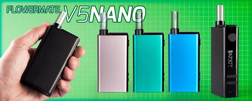 Flowermate V5 Nano