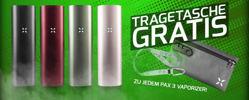Pax 3 der smarte Vaporizer für die Hosentasche